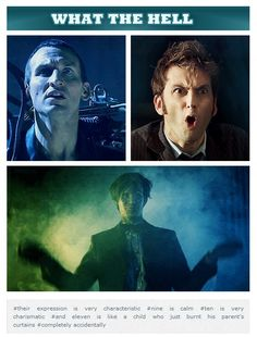 "The Doctors and the phrase ""what the hell"""