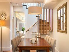 Stairs plus kitchen roof windows