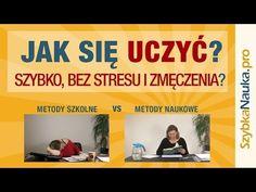 Jak się uczyć szybko, bez stresu i zmęczenia? Mega demonstracja. - YouTube
