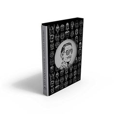 Amazing Fantastic Incredible Deluxe, Slipcase, Signed Edition: A Marvelous Memoir by Stan Lee http://www.amazon.com/dp/1501122061/ref=cm_sw_r_pi_dp_Nhqwwb02AE5M1