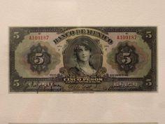 La historia de México a través de sus billetes