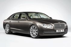 Bentley will be unveiling a new luxury performance sedan, the new Flying Spur at the 2013 Geneva Motor Show next month. The new Flying Spur features more power than any other Bentley four-door in history. Bentley Continental Gt, Porsche Panamera, Diesel, New Bentley, Bentley Auto, Bentley Rolls Royce, Automobile, Model, Brazil