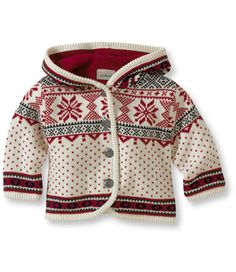 Baby J may need a Scandinavian-style sweater to wear to Julotta . . . if mama is awake and together enough to get her there!