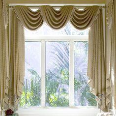 drape curtains