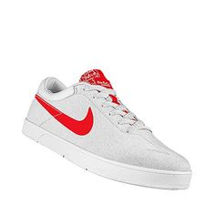 Nike SB Eric Koston (White/Challenge Red)