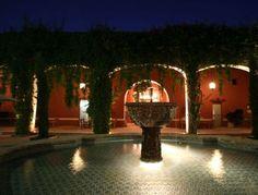 Hotel Jurica. Querétaro, México