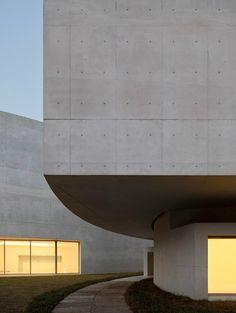 Alvaro Siza,  Castanheira Bastai Arquitectos, & Jun Sung Kim - Mimesis Museum, Paju Book City 2009.
