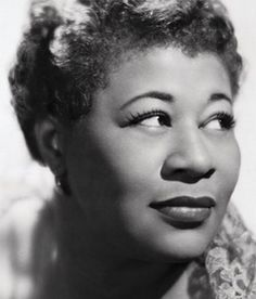 Ella Fitzgerald, one of the Jazz legends born on April 25, 1918. (Photo Courtesy of Smithsonian Jazz website)