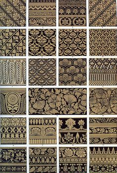 Design Decoration Craft: The Supremacy of Indian Decorative and Pattern design Design Textile, Textile Prints, Textile Patterns, Fabric Design, Print Patterns, Tattoo Patterns, Pattern Art, Pattern Design, Batik Pattern