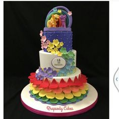 D My Little Pony Cake, Birthday Cake, Cakes, Desserts, Food, Tailgate Desserts, Birthday Cakes, Deserts, Mudpie