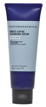Naturopathica Sweet Lupine Cleansing Cream by Naturopathica. $38.00. HERO INGREDIENT: Lupine Protein: extracted from Sweet White Lupine, this active ingredient is high in powerful oligosaccharides and glutaminated peptides.  These amino acid chains stimulate a repair response in the skin, amping up collagen production and improving barrier function making them an important ally for mature skin.. SKIN TYPE: Age Defense. This ultra-rich make up remover and clean...
