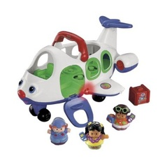Fisher-Price Little People Lil' Movers Airplane. Fisher-Price Little People Lil' Movers Airplane Jouets Fisher Price, Fisher Price Toys, Toys R Us, Toys For Boys, Kids Toys, Children's Toys, Toddler Toys, Baby Toys, Best Christmas Toys