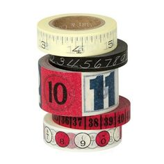 Numbers Paper Tape