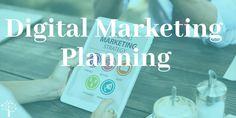 Digital Marketing Planning for Modern Businesses Digital Marketing Plan, Marketing Budget, Online Marketing, Mobile Marketing, Content Marketing, Social Media Marketing, Market Segmentation, Business Planning, Entrepreneur