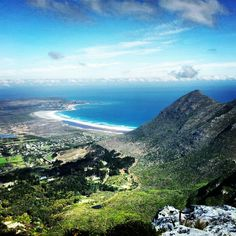 Silvermine hike in Cape Town, South Africa