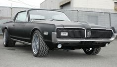 Wide Tire Cougar Aussie Muscle Cars, American Muscle Cars, Mercury Cars, Car Man Cave, Ford Classic Cars, Ford Motor Company, Hot Cars, Custom Cars, Dream Cars