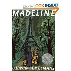 I love Madeline! I would read this to my niece ALL the time!!