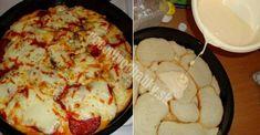 Z prípravy tejto jednoduchej pizze budete nadšení. Pripravte ju Vašim blízkym, alebo potešte svojich priateľov.Uvidíte, že si pochutí celá Vaša rodina.