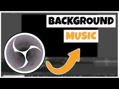 HOW TO Add Background Music To OBS Studio/Streamlabs OBS 2020 - YouTube Chroma Key, Ads, Studio, Logos, Music, Youtube, Musica, Musik, Logo