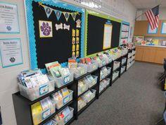 2nd grade classroom setup