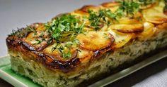 Tässä hyvä perunalisäke tarjottavaksi vaikka isänpäivän aterialla pihvin tai kalan kanssa. Mushroom Rice, Food Tasting, Rice Dishes, Soul Food, Vegetable Recipes, Food Inspiration, Quiche, Stuffed Mushrooms, Food And Drink