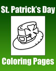 St. Patrick's Day Coloring Pages - Free printable St. Patrick's Day coloring pages for kids from PrimaryGames.