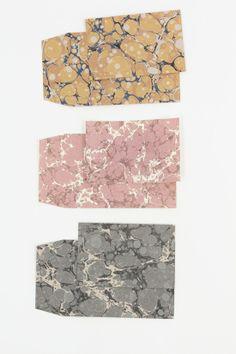 Marbled Card & Envelope Sets