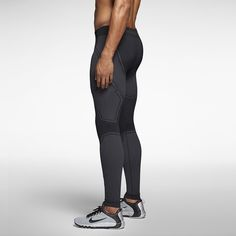 Nike Pro Hyperwarm Flex Compression Men's Tights. Nike Store