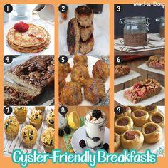 PCOS friendly breakfast recipes