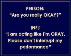 Hahaha :P But yes, yes I am fine!! :D