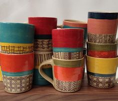 Gorgeous ceramics by Cathy Terepocki