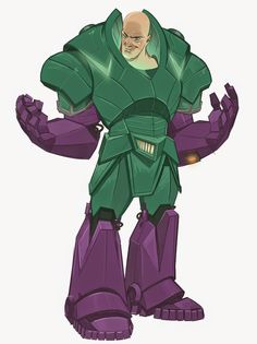 Lex Luthor Art by Paul Cohen Anime Comics, Dc Comics, Paul Cohen, Comic Character, Character Design, Comic Art, Comic Books, Best Villains, Lex Luthor