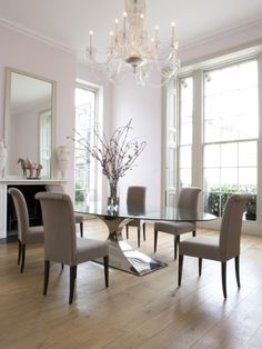8 Stylish Glass Dining Tables | Room, Dinning table and Glass