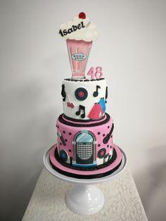 Tarta de cumpleaños en Palma de Mallorca Chocolate, Soda, Cake, Desserts, Birthday Cake, Candy Table, Majorca, Tailgate Desserts, Beverage