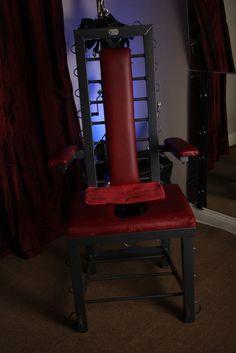 swingerclub 1001 bdsm bondage chair
