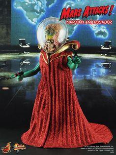 Mars Attack Toys