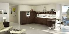 Kuvahaun tulos haulle wenge and white kitchen