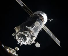 progress undocking iss