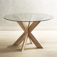 Simon Java X Dining Table Base
