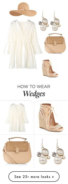 """""""Untitled #103"""" by get-fashion123 on Polyvore featuring Eugenia Kim, Jeffrey Campbell and Accessorize"""