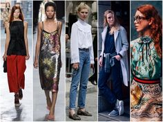 How to Wear the Top 5 Women's Fashion Trends for 2016. From culottes to victorian blouses, here are great trips and tricks on wearing this years trends.