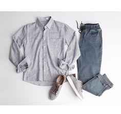 편안한 스트링 밴딩청바지,데님팬츠-jean10 - [존클락]30대 남자옷쇼핑몰, 깔끔한 캐쥬얼 데일리룩, 추천코디