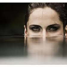 face in water picture - Google Search