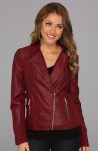 Leather Jackets For The Anti-Biker Chick!