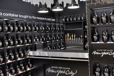 Very cool retail design in the New York's Duane Reade stores