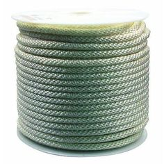 Other Home Building and Hardware 20594: Rope King Sbn-12300 Solid Braided Nylon Rope 1 2 Inch X 300 Feet New -> BUY IT NOW ONLY: $81.82 on eBay!