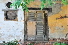 Παράθυρο στην οδό Σαπφούς (Μάιος 2016)