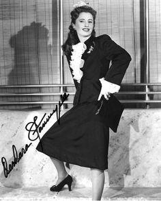 Fuck Yeah Barbara Stanwyck