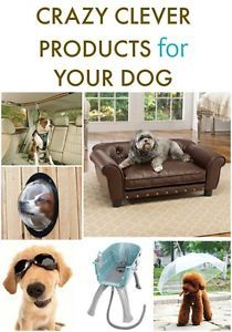 CRAZY CLEVER PRODUCTS FOR YOUR DOG | eBay