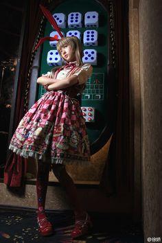 Circus Lolita 徐娇的照片 - 微相册